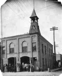 Fire Station about 1900