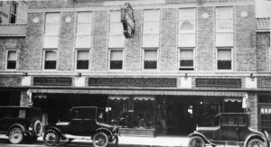 Penney's store, about 1926